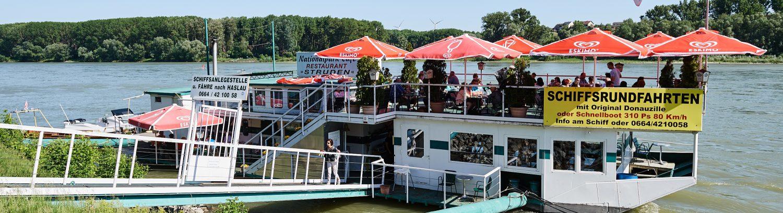 Fähre Orth an der Donau